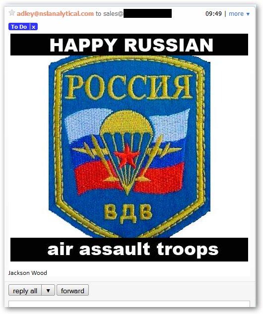 russianair